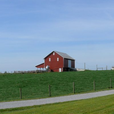 Farm House Photo Print